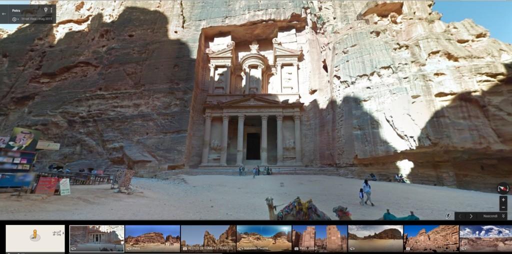google street-view giordania 5