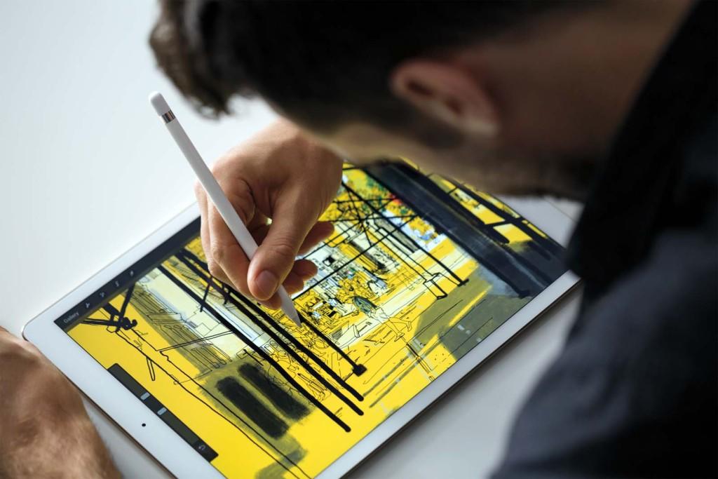 apple penci con iOS 9.3