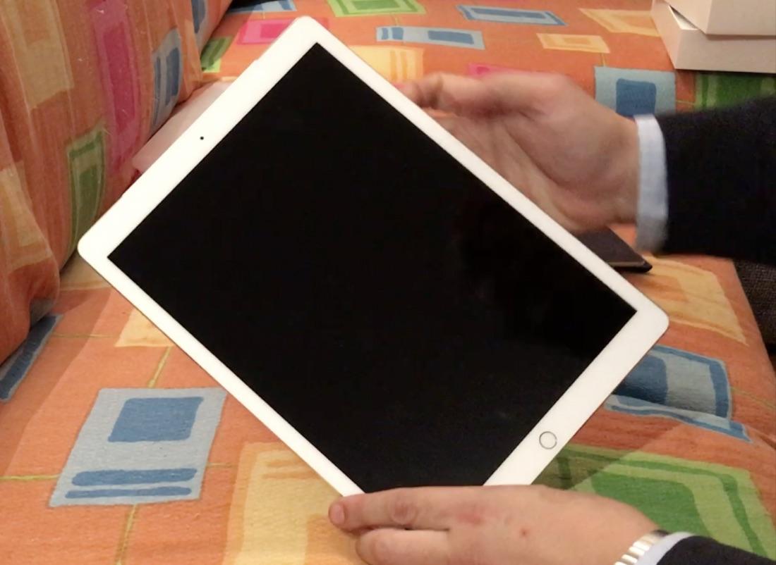 video con iPod pro