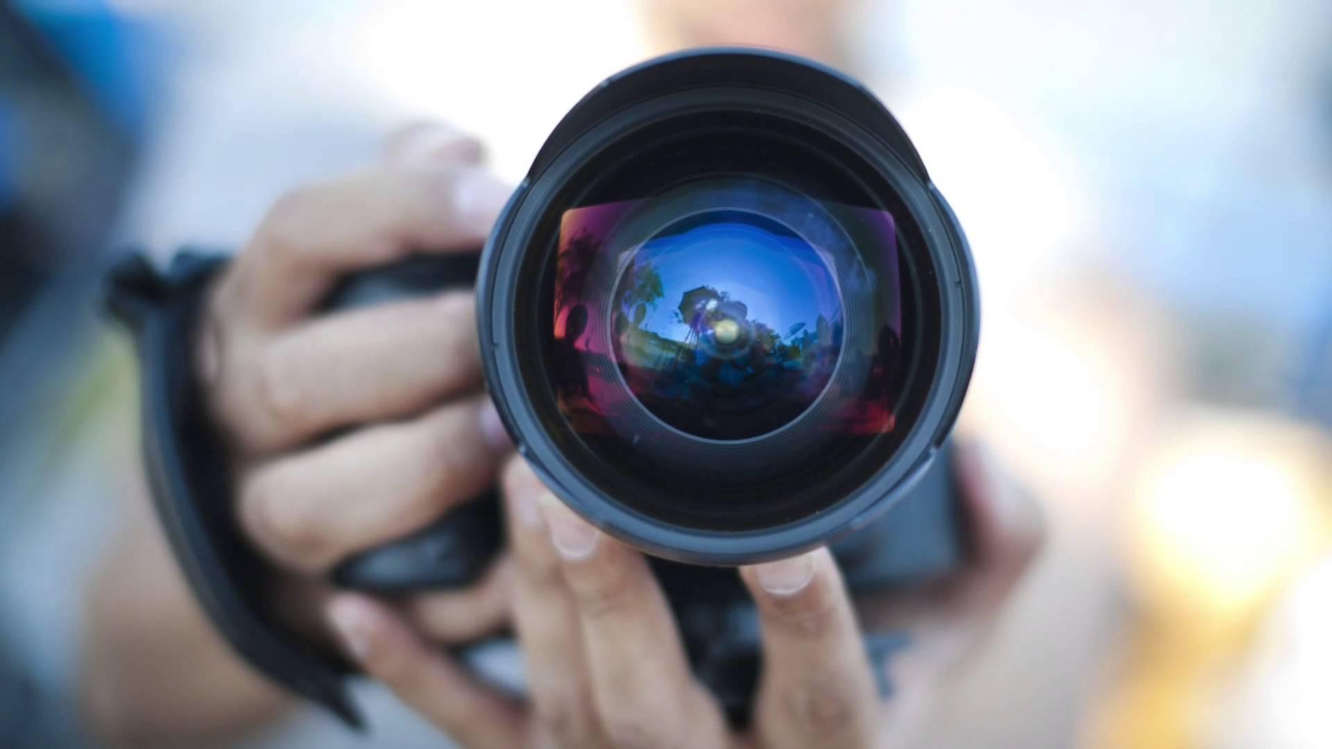 obbiettivo fotocamera