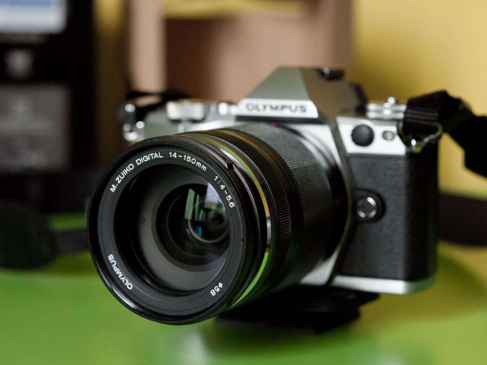 Olympus M.Zuiko 14-150mm