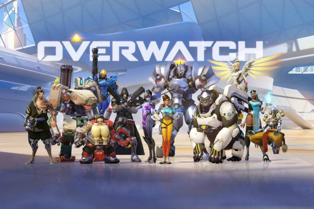 Starcraft e Overwatch blizzard