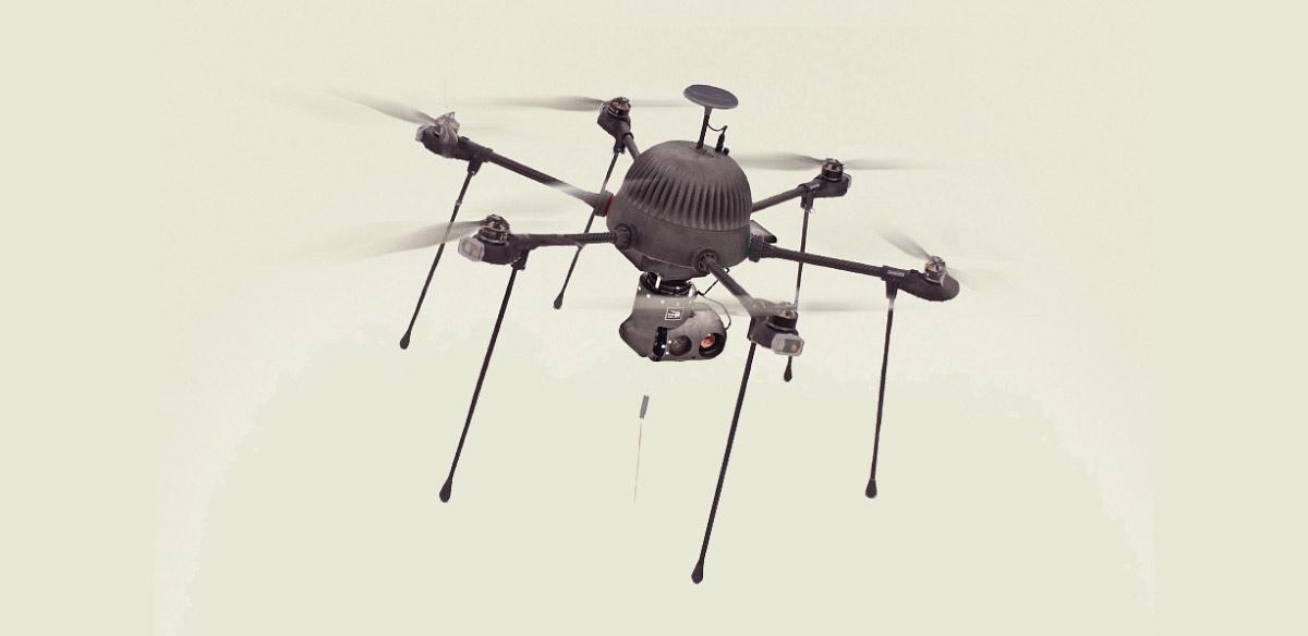 parc drone infinito 1200