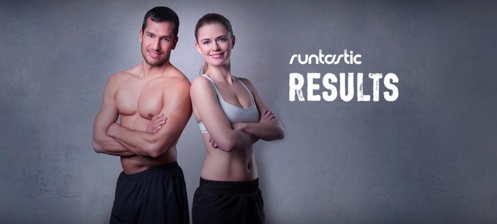 aggiornamento per runtastic results