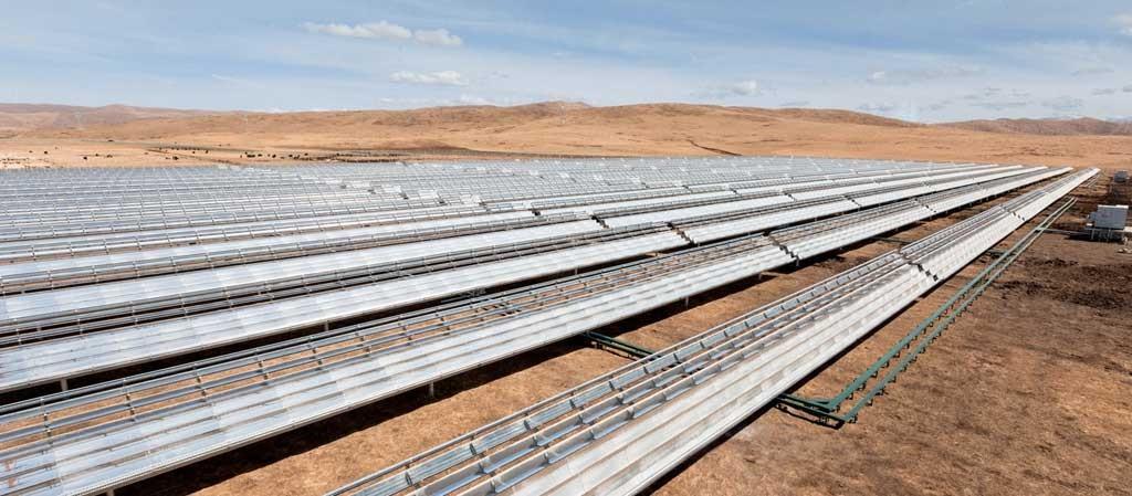 L'impianto fotovoltaico costruito a Hongyuan, in Cina, produrrà una quantità di energia rinnovabile superiore al fabbisogno di tutti gli uffici e gli Apple Store nel Paese.