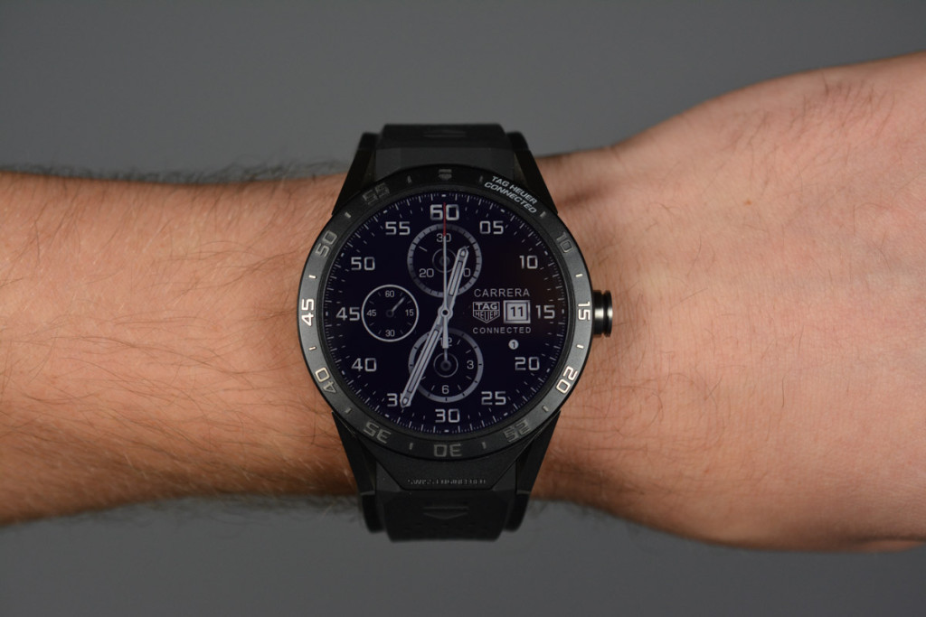 tag heuer connected polso