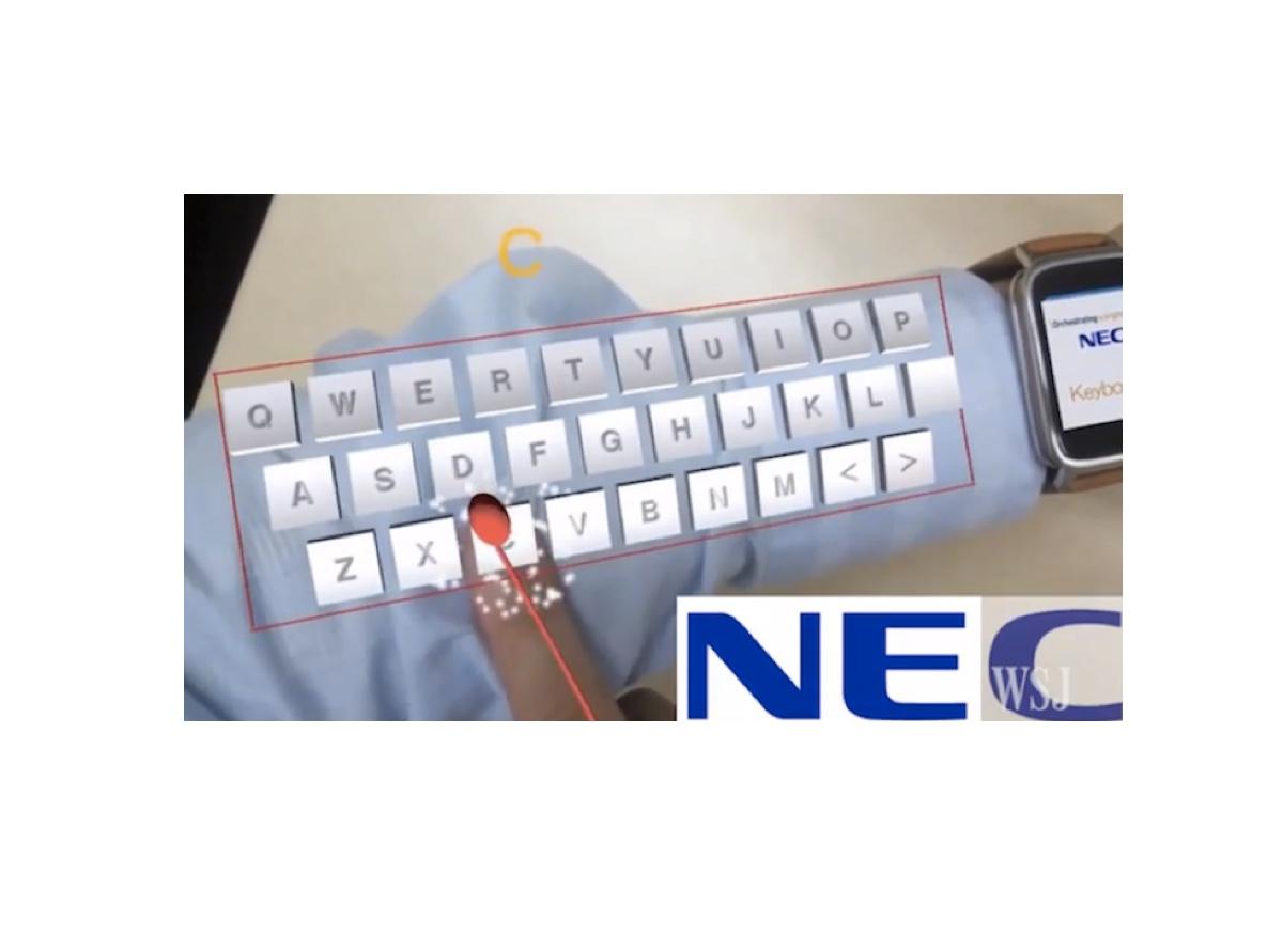 tastiera per smartwatch icon 1200