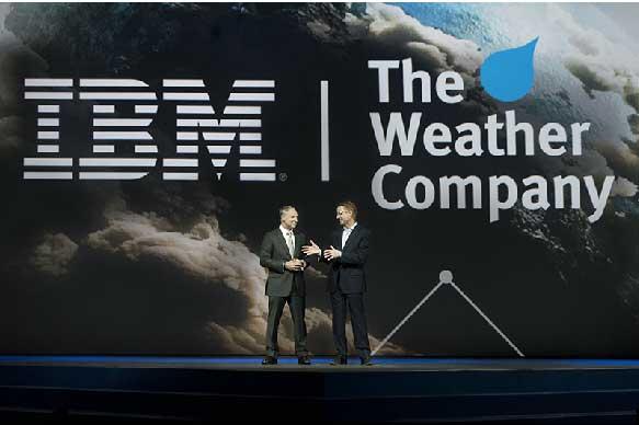 IBM e The Weather Company
