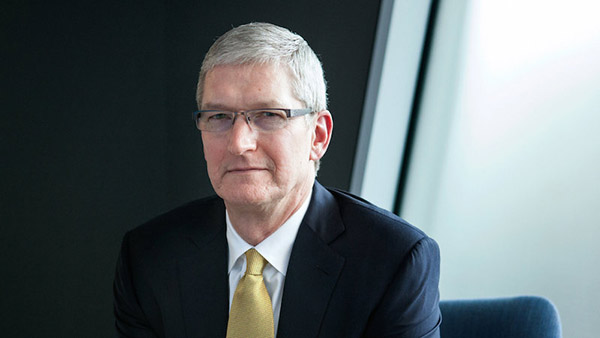 dirigente apple tim-cook-privacy backdoor governative