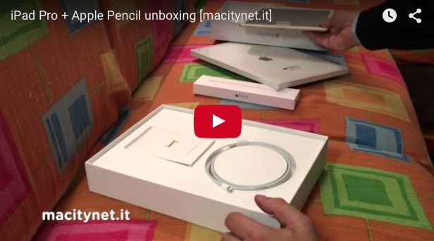 Video con iPad Pro