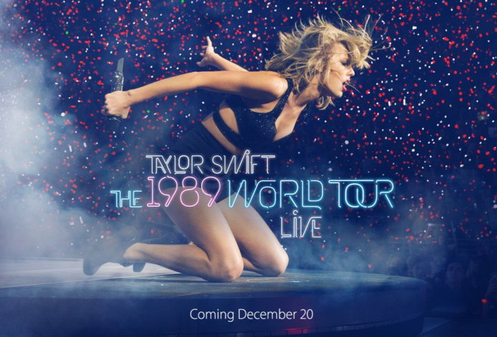 1989 World Tour Taylor Swift su Apple Music