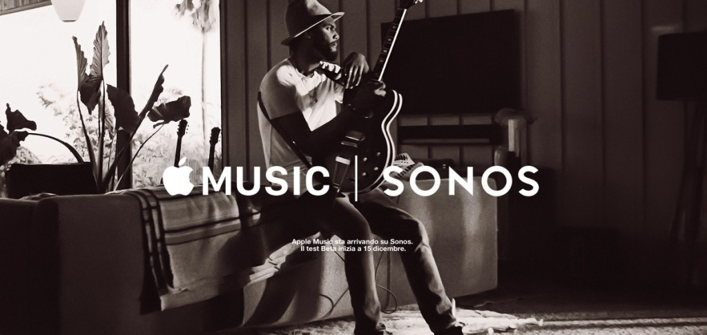Apple Music e Sonos 1200