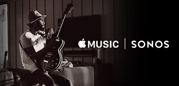 Apple Music e Sonos