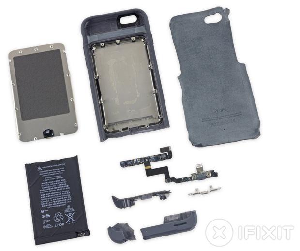 Apple Smart Battery Case smontata 2