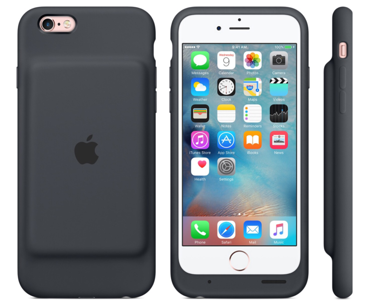 Apple Smart Battery Case piace