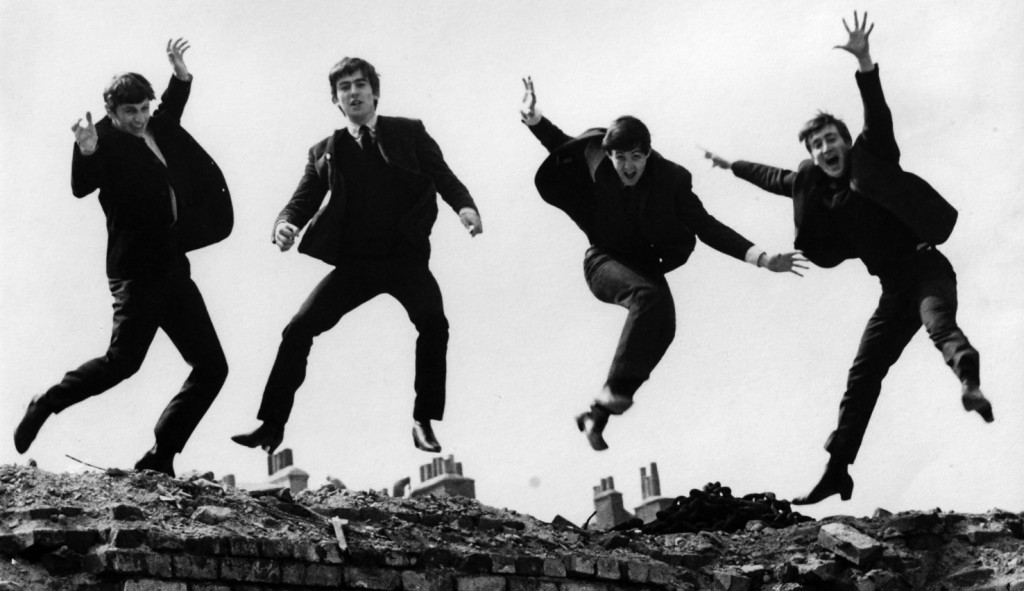 Beatles in streaming