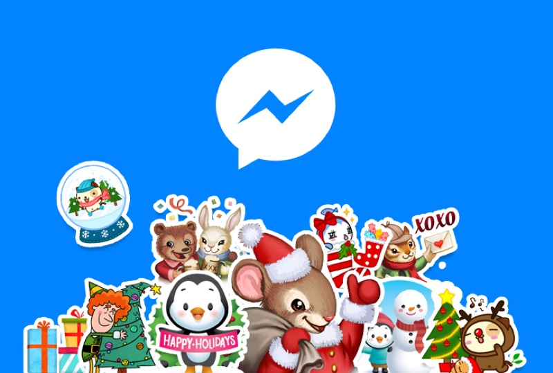 Facebook Messenger natale15 1
