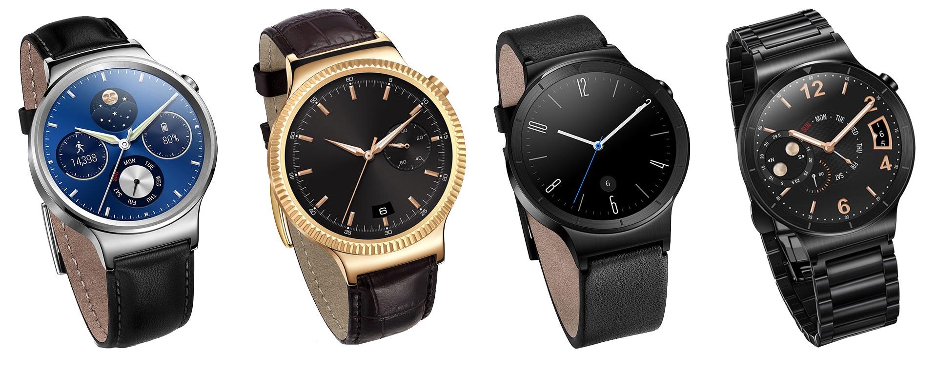 Recensione Huawei Watch