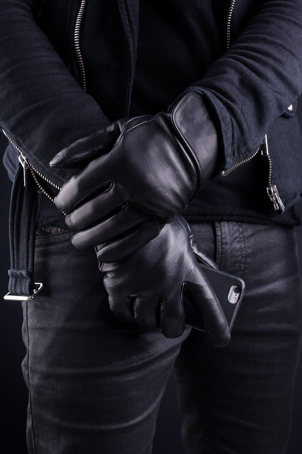 Leather Touchscreen di Mujio