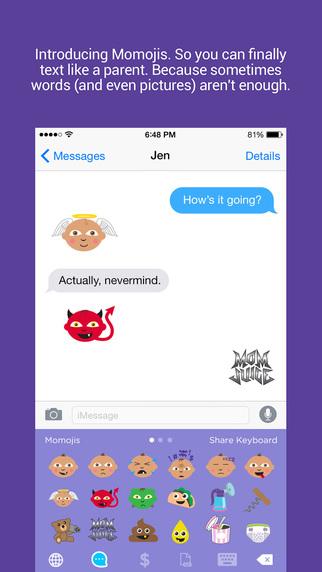 emoji per genitori