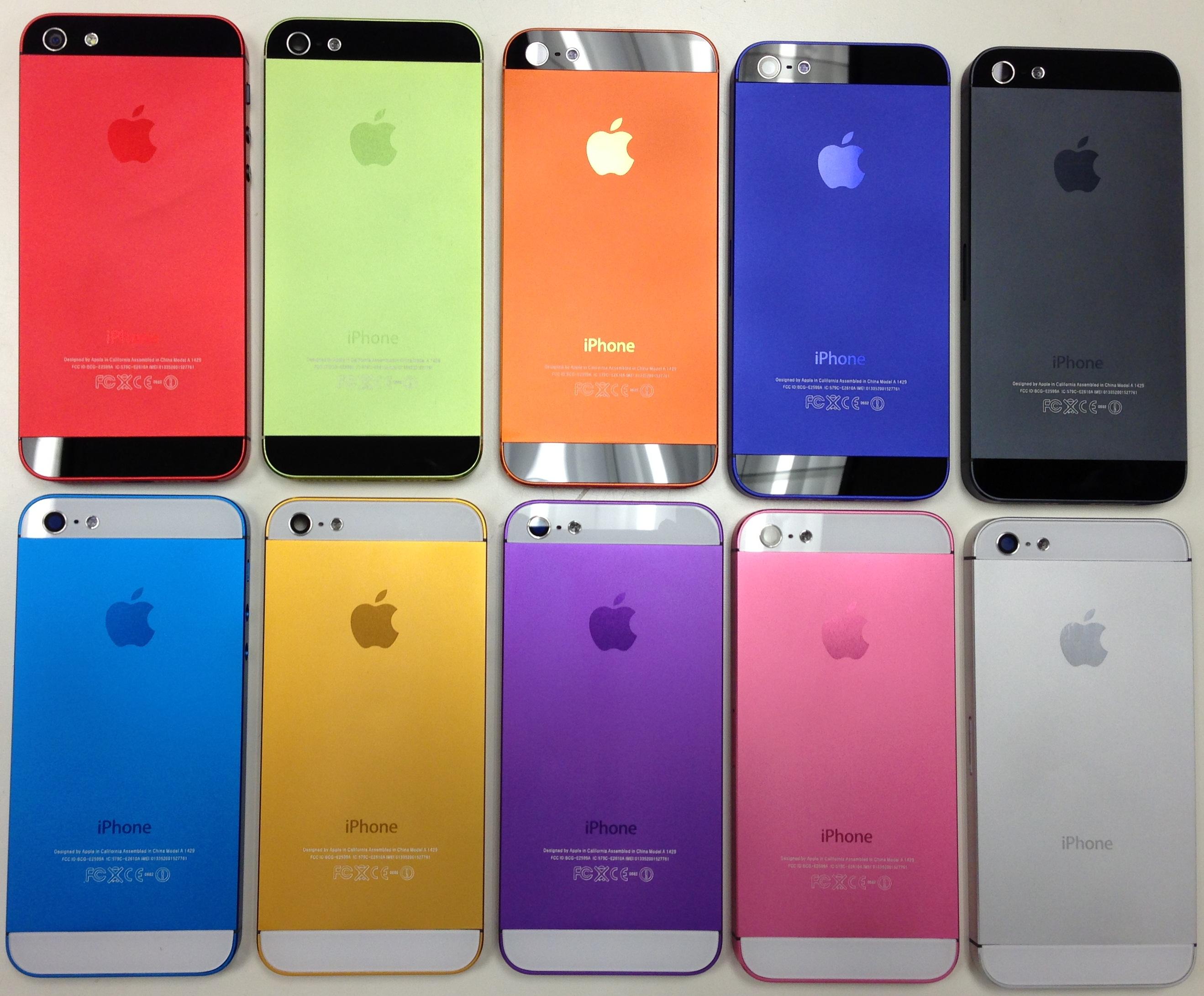 iPhone da 4 pollici