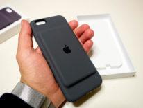 Macitynet prova la Smart Battery Case, la gobba non è così brutta come la si dipinge