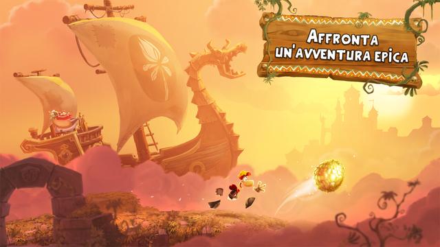 Rayman Adventures 1