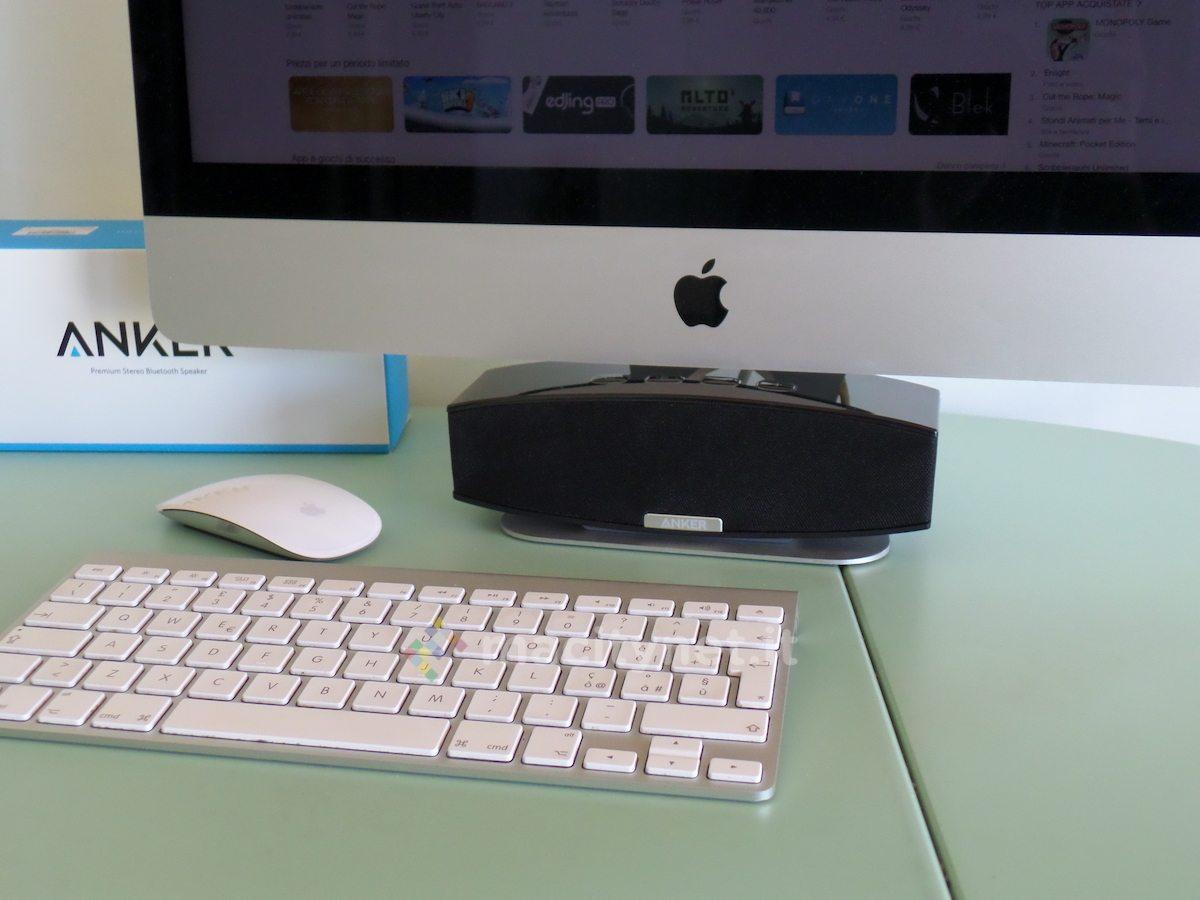 Anker Speaker Premium, potenza e stile a prezzo contenuto