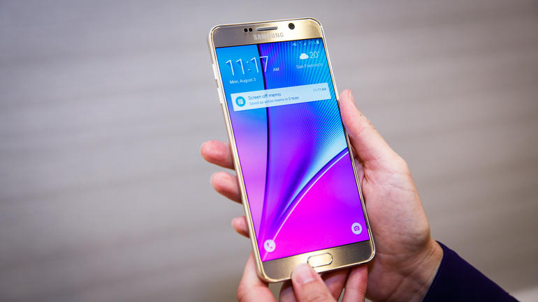 Samsung Galaxy Note 5