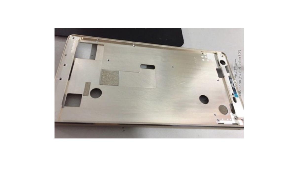 Samsung Galaxy S7 chassis presunto 1200