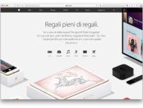 Apple Regali, la nuova pagina per scegliere quello perfetto per Natale