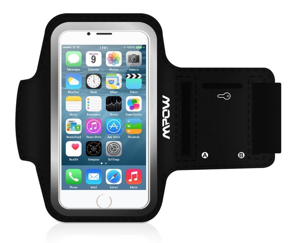 fascia braccio smartphone
