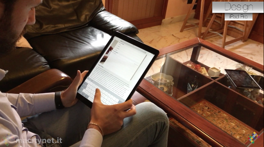 Video Recensione iPad Pro