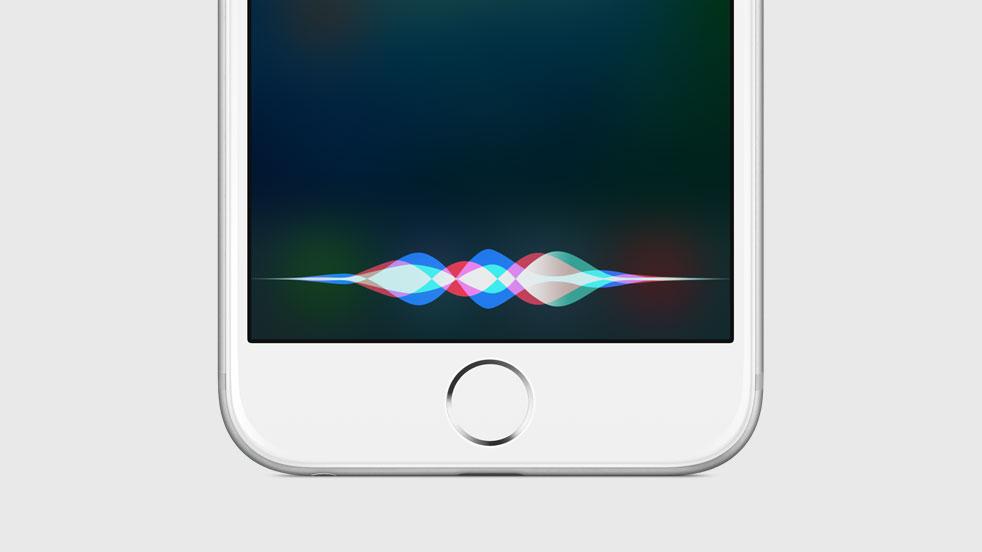 assistente vocale Siri