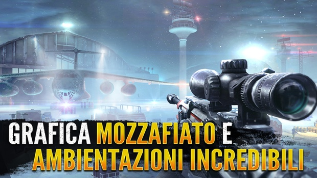 Sniper Fury gameloft 1
