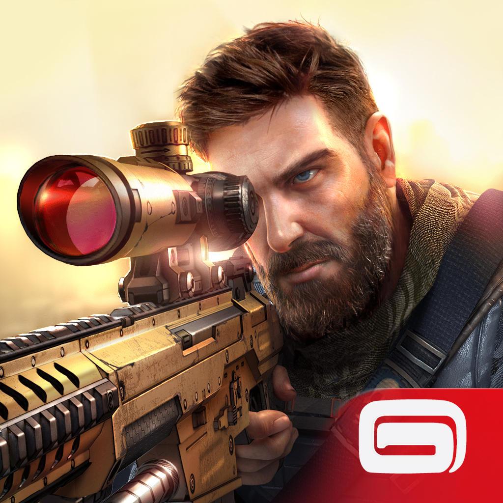 Sniper Fury gameloft icon1024x1024
