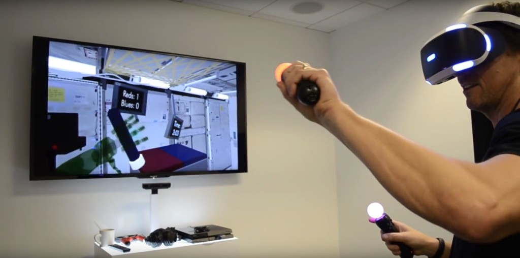 Sony PlayStation VR 1200 1