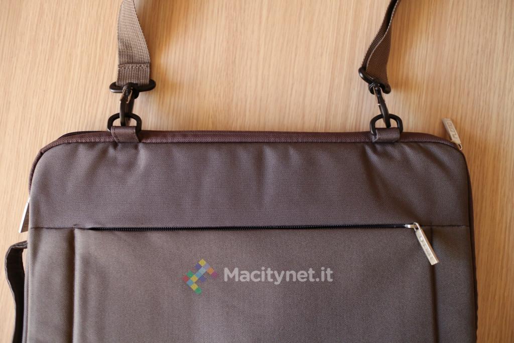 Recensione borsa per computer Plemo