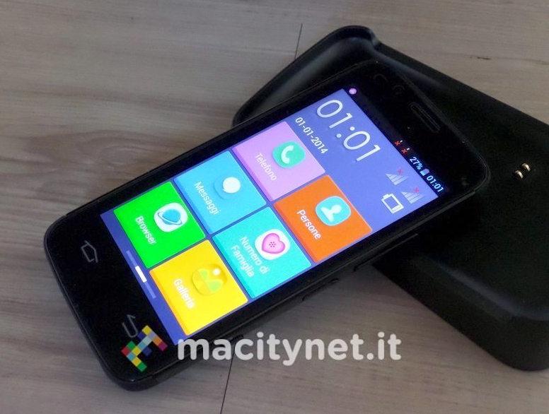 recensione yezz andy az4 5 lo smartphone per chi non sa