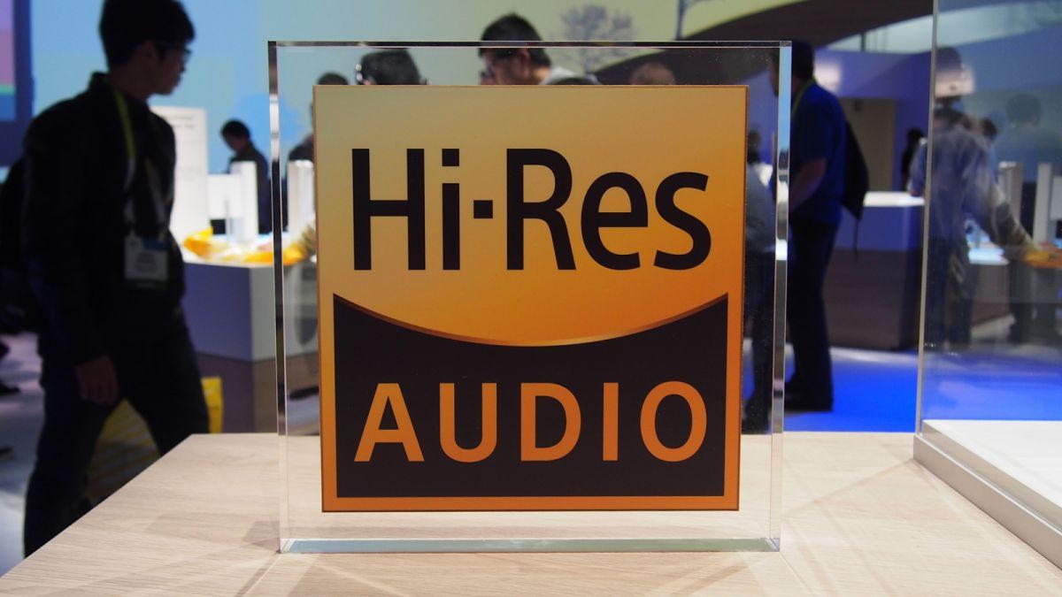audio alta risoluzione