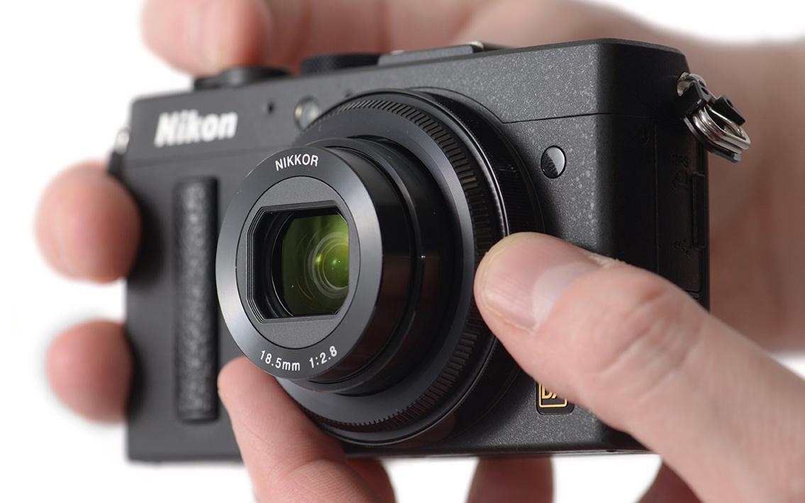 compatta evoluta Nikon