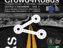 Crowd4Roads: nelle Marche trasporto più sostenibile con la tecnologia