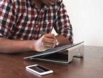 Recensione ParcSlope, il supporto per Mac perfetto per iPad Pro