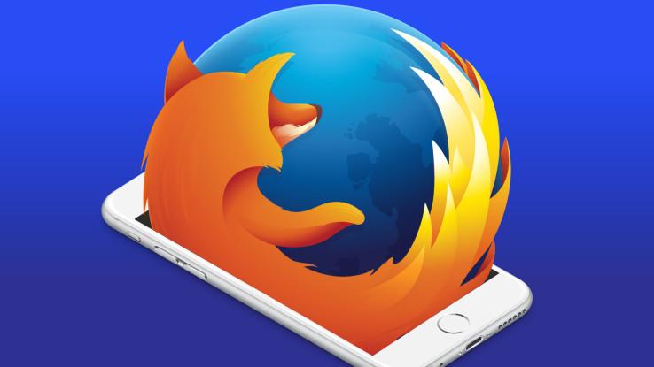 smartphone Firefox OS