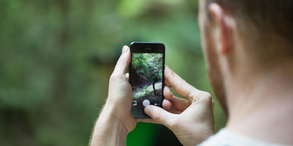 Gestire spazio per le foto e video