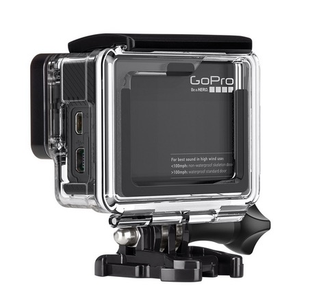 how to connect gopro hero 5 to iphone