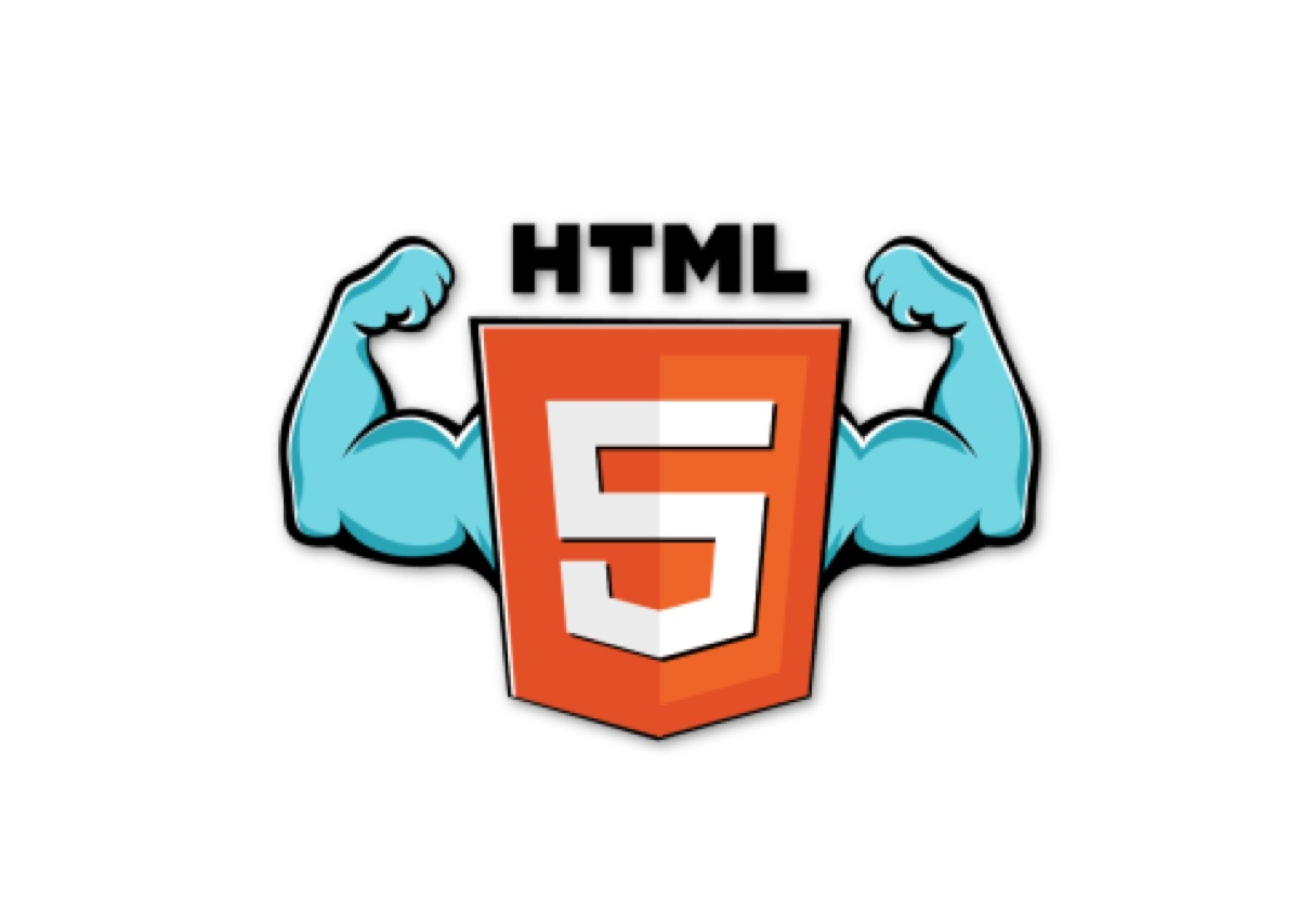 html5 logo muscoli 1000