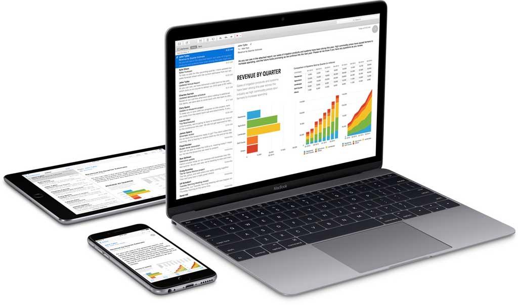 lavorare con Mac e iOS