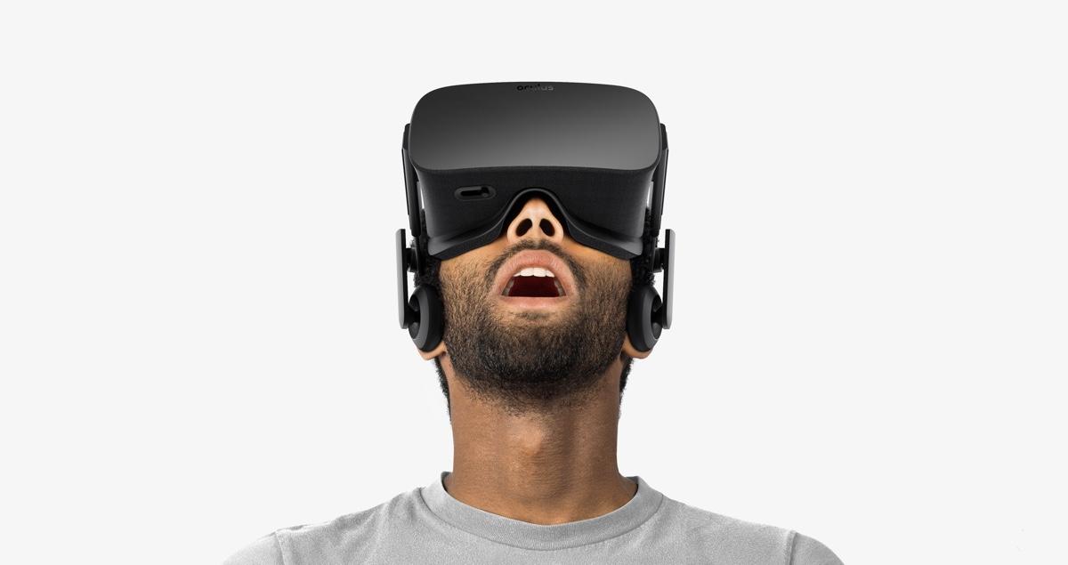 preordini Oculus Rift 1200 icon