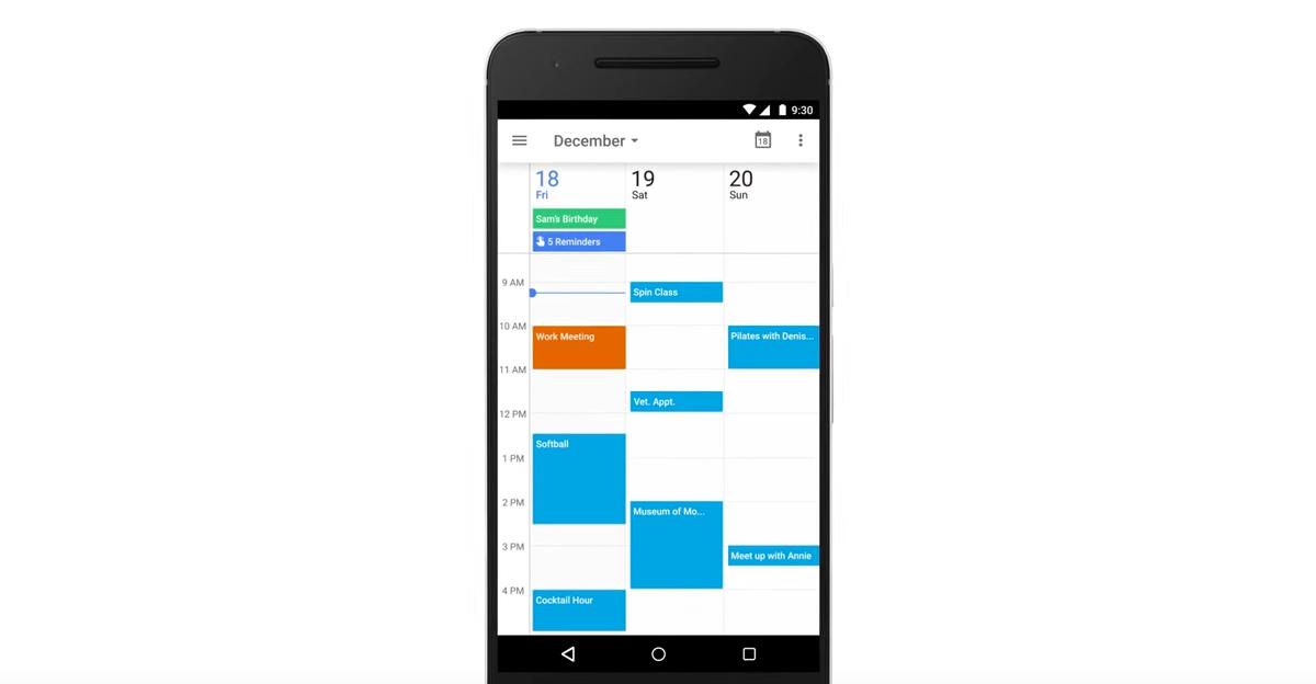 promemoria su Google Calendar